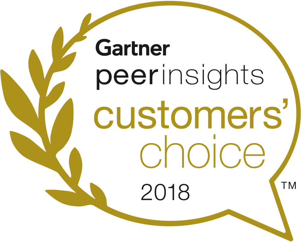 Vtiger noemde een 2018 Gartner Peer Insights Customer Choice voor Sales Force Automation