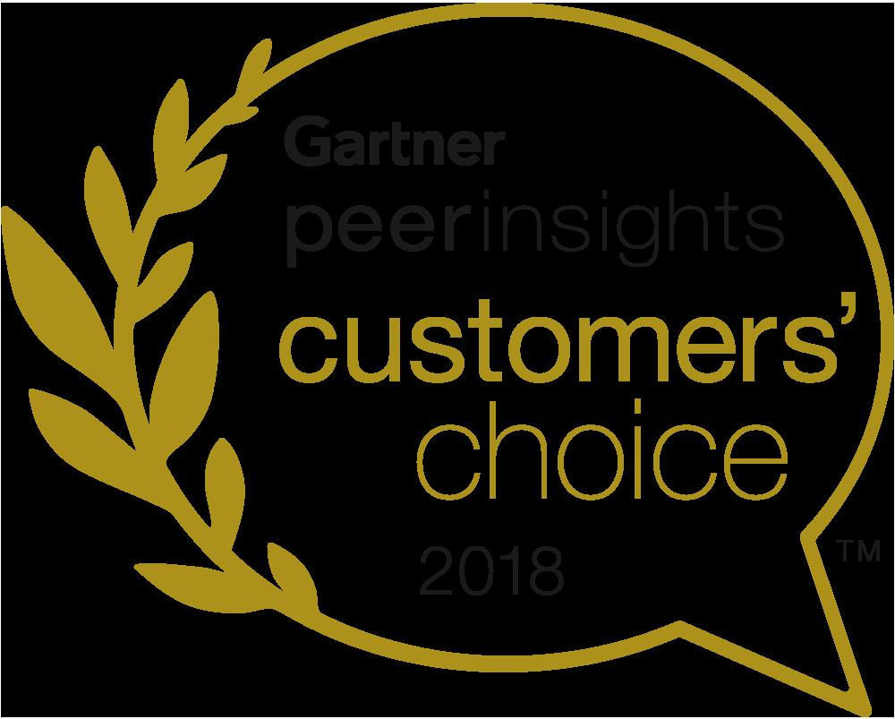 Vtiger nombró a 2018 Gartner Peer Insights La elección de los clientes para la automatización de la fuerza de ventas